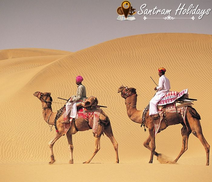 Santram Holidays Rajasthan Tour Packages