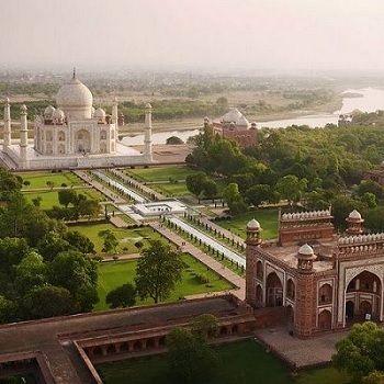 Taj Mahal Agra UP