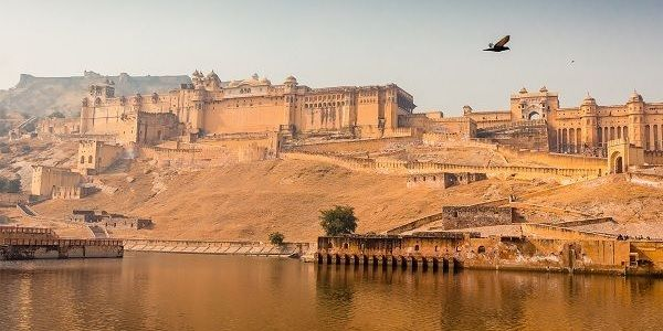 Amber Fort from Delhi