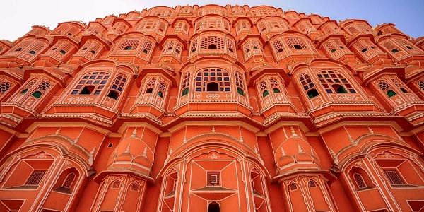 Hawa Mahal from Delhi