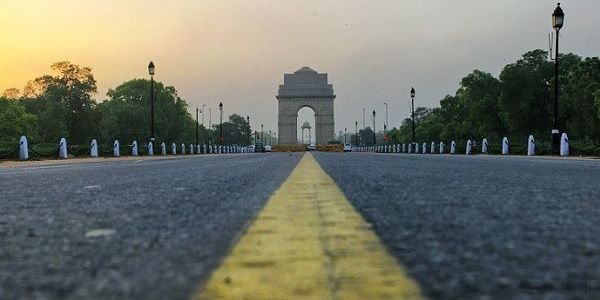 India Gate with Delhi Sightseeing