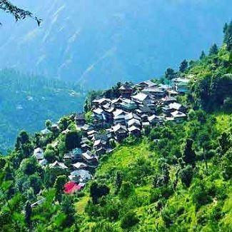 Shimla from Delhi