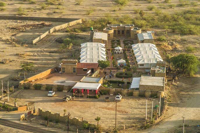 The Mama's Desert Camp