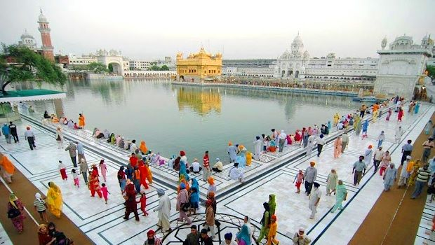 Golden Temple with Golden Triangle Tour
