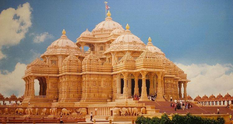Akshardham temple tour