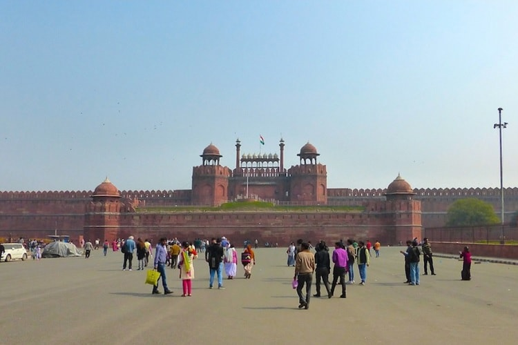 B. Red Fort Delhi