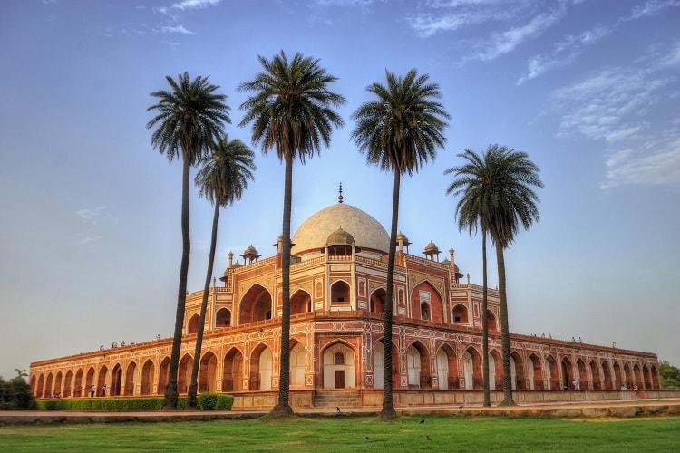 D. Humayun Tomb