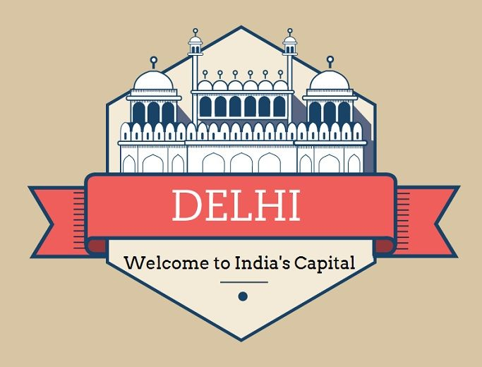 Delhi tours from Santram Holidays