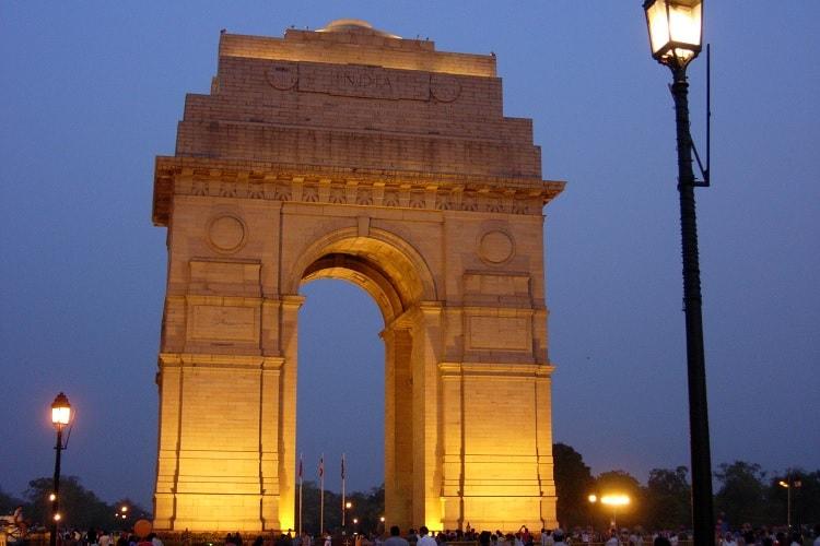 G. India Gate