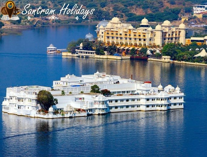 Santram Holidays GTTP with udaipur