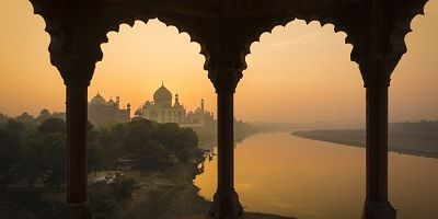 Taj Mahal Agra 2018