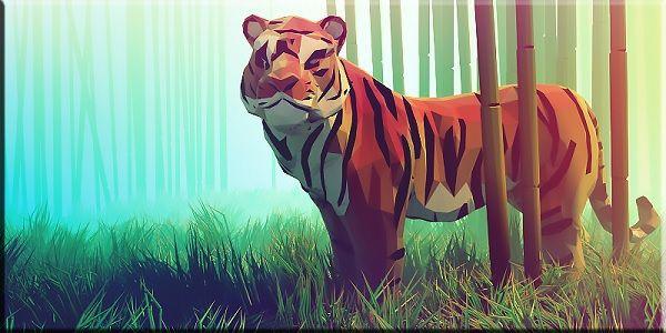 tiger Rajasthan