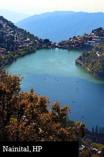 Nainital, Himachal Pradesh