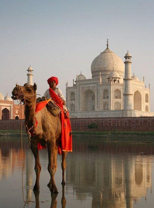 Delhi Agra Taj Mahal
