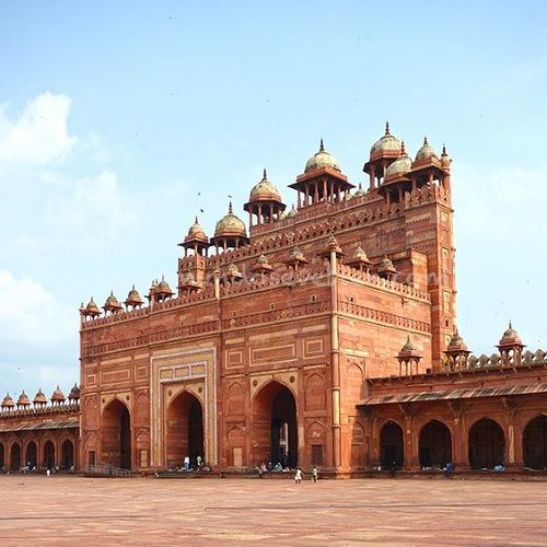 Fatehpur Sikri entrance