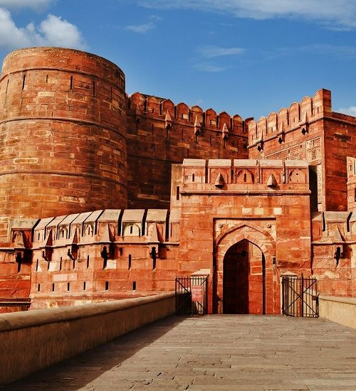 Agra Fort with Taj Mahal Tour