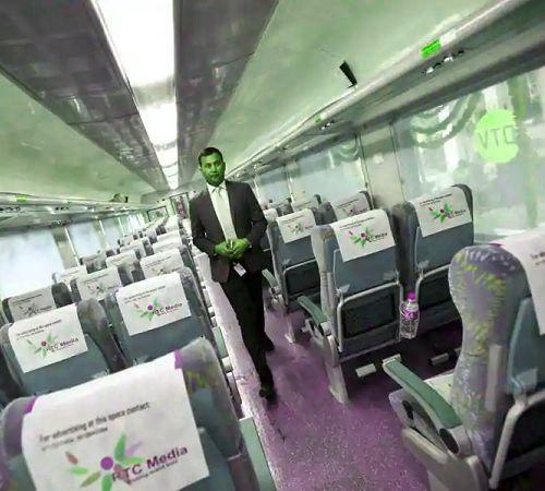Gatiman Express Train