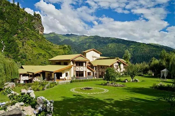 Manali HP resorts