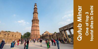 qutub minar Delhi image
