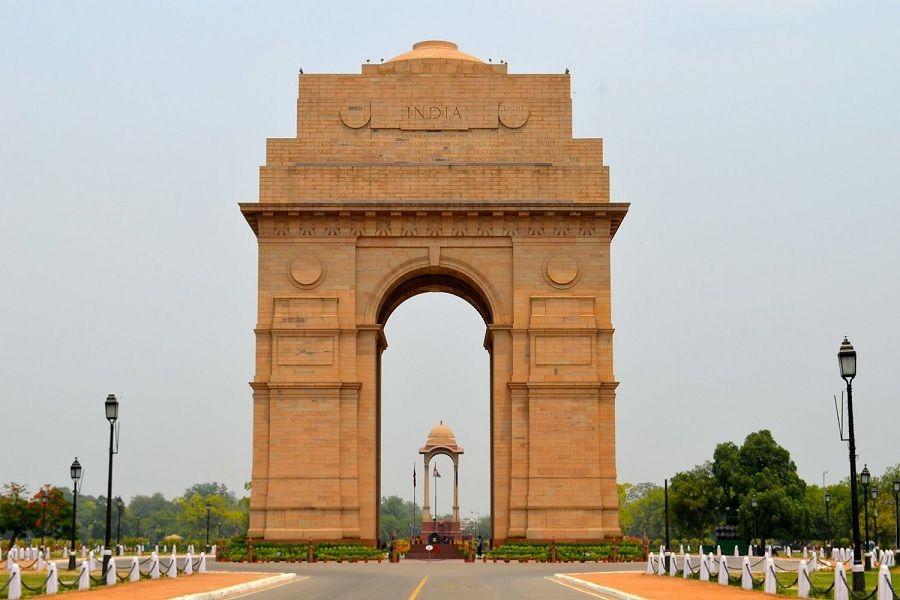 India Gate at Delhi