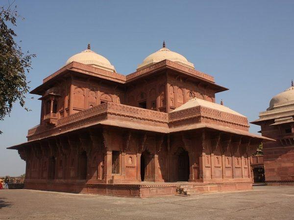 Birbal House at Fatehpur Sikri