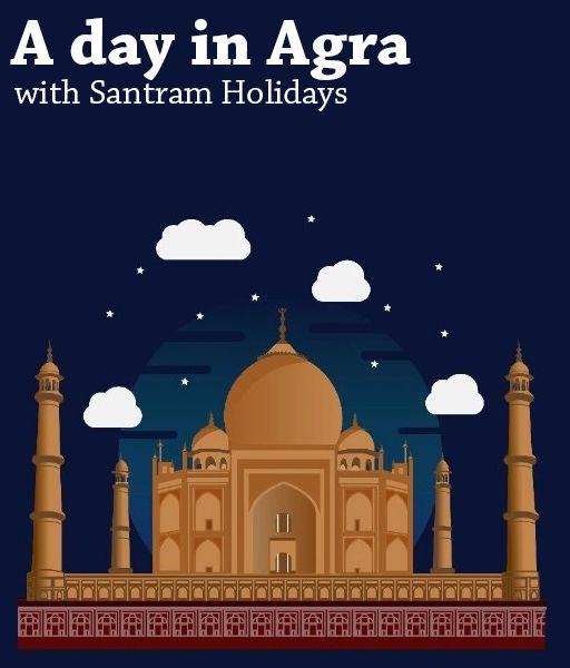 One day Agra tour